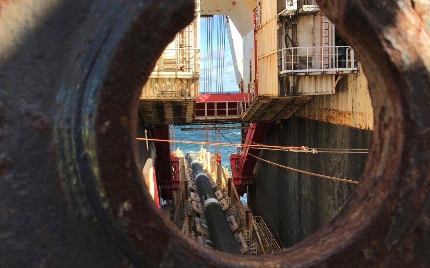 """Дания вновь притормозила проект: трубоукладчики """"Северного потока — 2"""" не могут приступить к работам"""