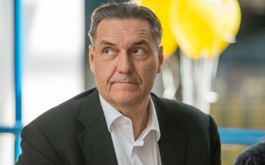 Algirdas Kaušpėdas (R. Šeškaičio nuotr.)