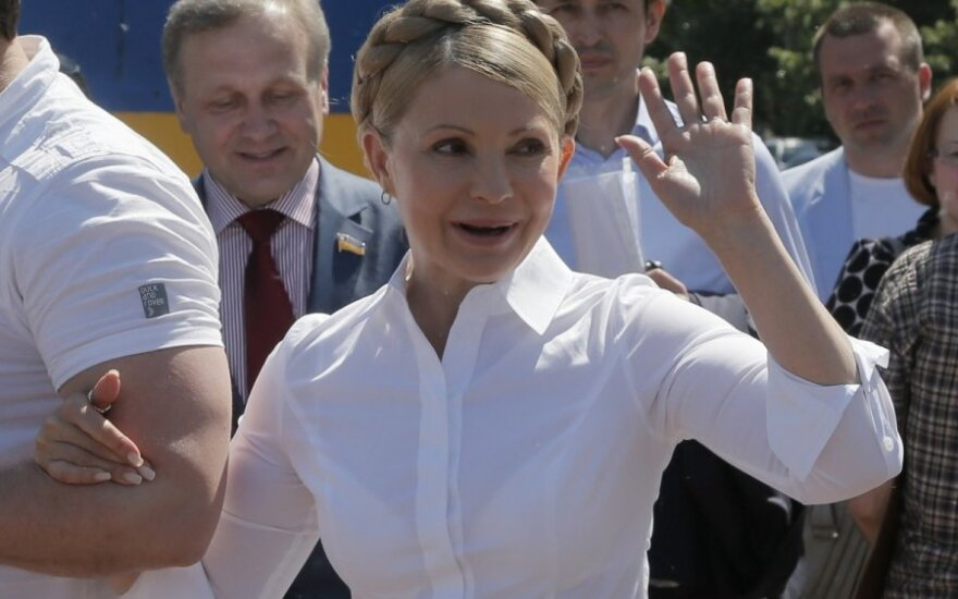 Американский суд отклонил иск Тимошенко к Фирташу