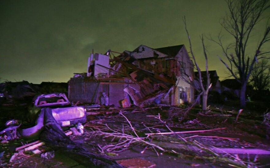 Число жертв природной стихии в США выросло до 43 человек