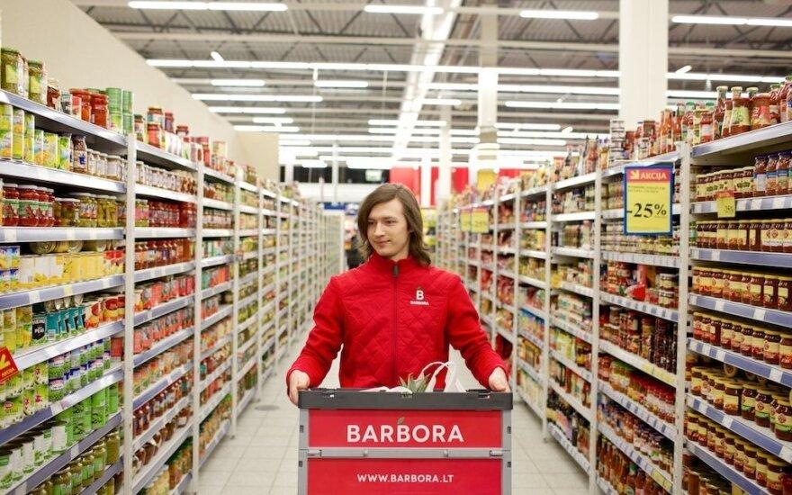 После ухода единственного конкурента Barbora начала повышать цены