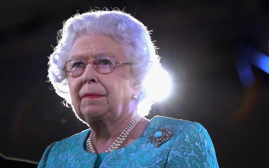 В Британии начались официальные торжества в честь 90-летия королевы
