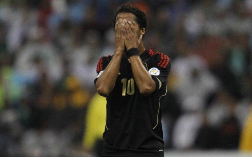 """Футболист """"Барселоны"""" выбыл из строя на полгода"""