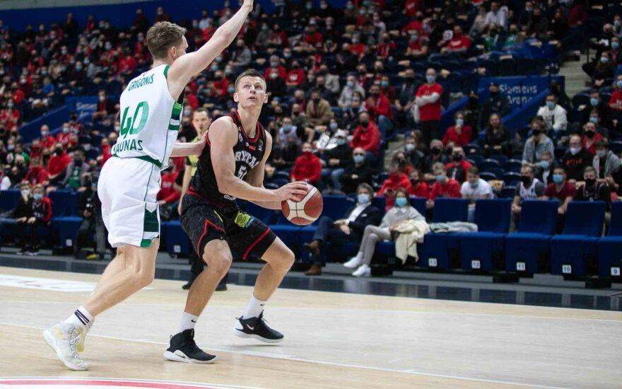 Федерации футбола и баскетбола Литвы: самое важное – это безопасность игроков и зрителей