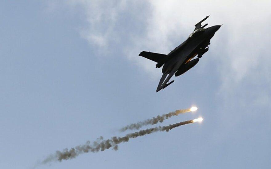 Siły Powietrzne Danii poderwały w powietrze z powodu rosyjskiego samolotu