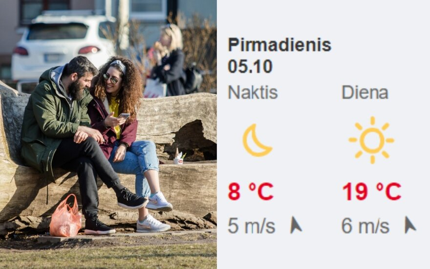 Тепла осталось ждать недолго: с понедельника будет +19