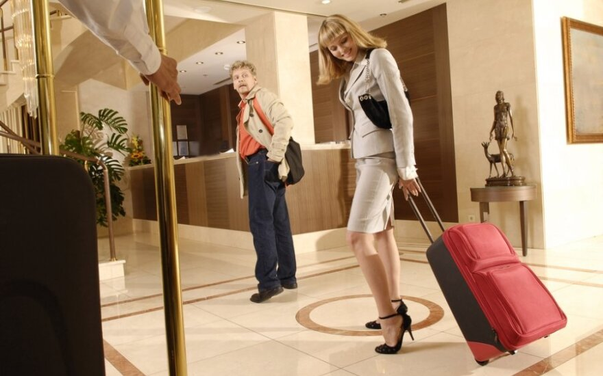 Цены на услуги гостиниц в Европе падают