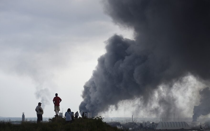 Топливные воры спровоцировали два мощных взрыва на трубопроводах в Мексике