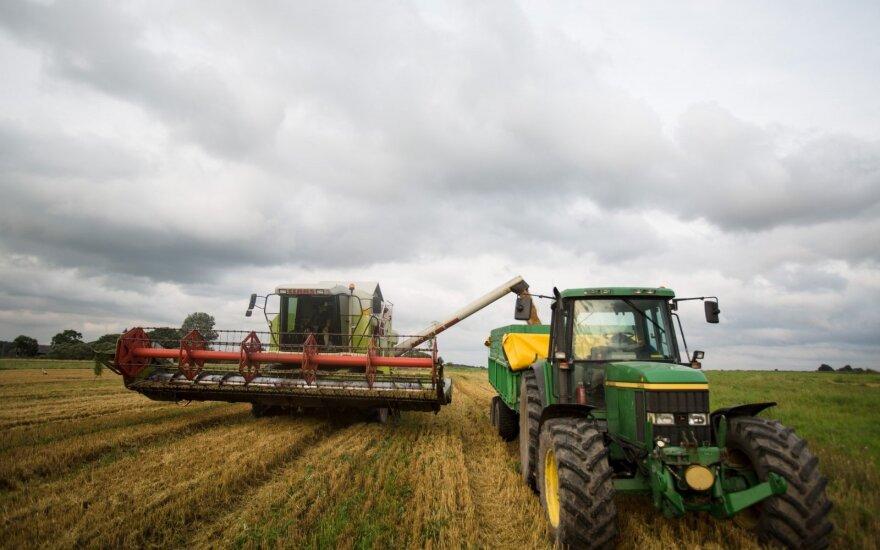 Литва обратилась в ЕК за финансовой помощью земледельцам