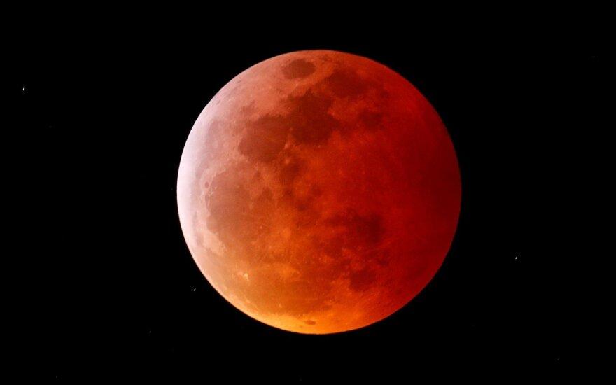 Mėnulio užtemimas