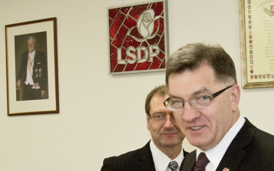 Butkevičius: Kandydaci Partii Pracy mają odpowiednie kompetencje