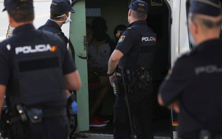 В Испании задержан третий по значимости лидер русской мафии