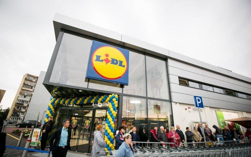 В Кальненай планируется строительство магазина Lidl?