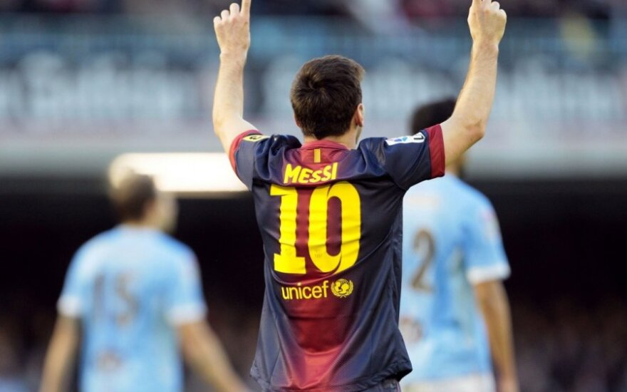 Lionelis Messis