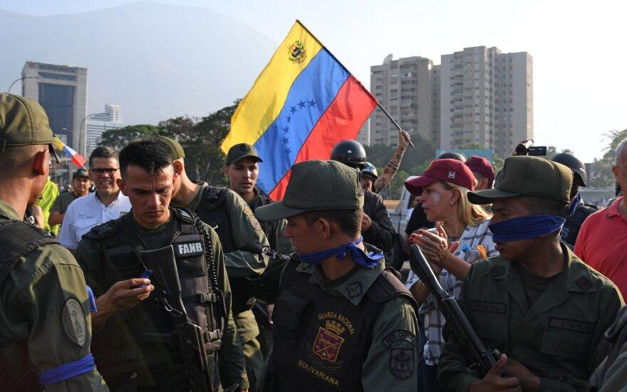США готовят санкции в отношении членов правительства Венесуэлы