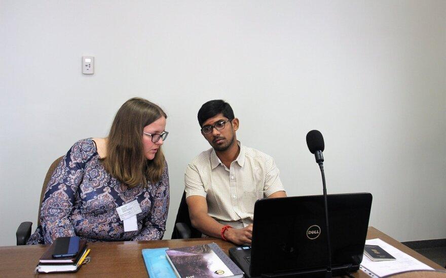 Гражданин Индии требовал у литовского университета 70 млн., но не смог доказать свою правоту