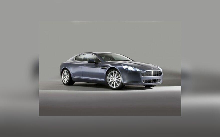 Forbes назвал самые красивые автомобили 2010 года