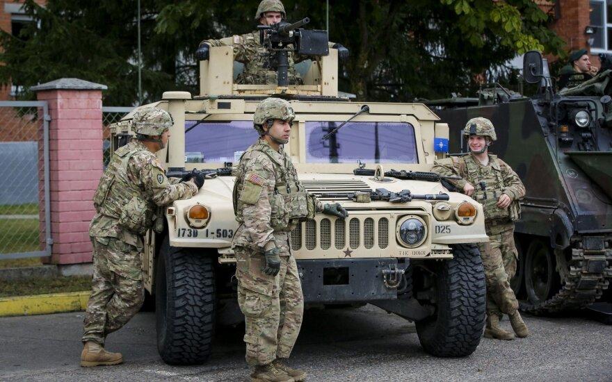 Бизнес заработает на дислокации натовских военных в Литве