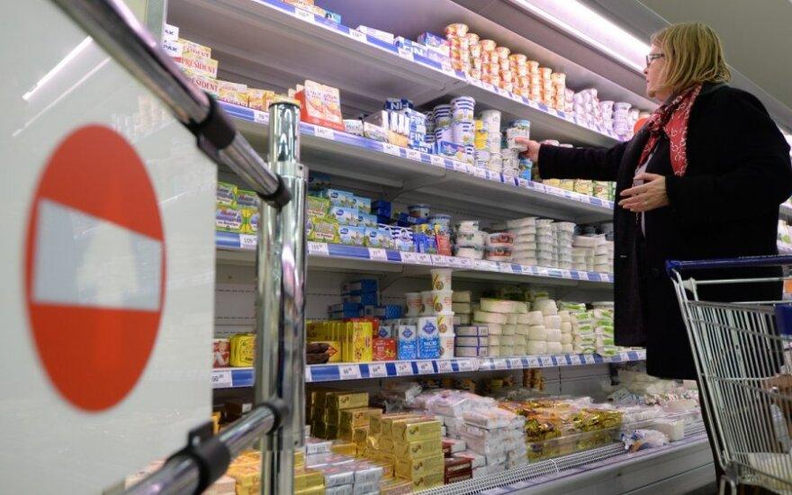 Пощечину России ощутят и литовские покупатели, но не так, как ожидали