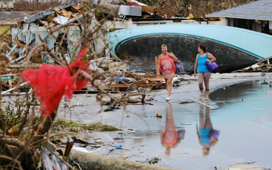 """Количество жертв урагана """"Дориан"""" на Багамах достигло 50 человек"""
