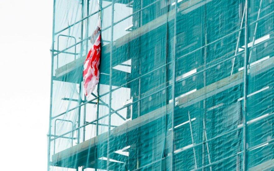 В Жирмунай появятся новые многоэтажки