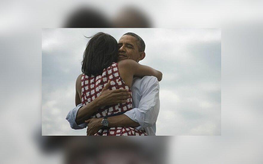 Barack Obama ponownie wybrany na prezydenta USA