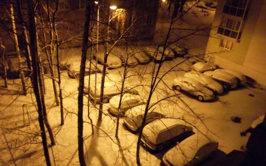 В Литву идут зимние холода