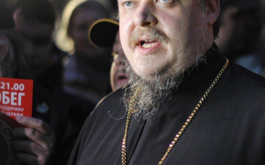 РПЦ: в России идет процесс смены безнравственных элит