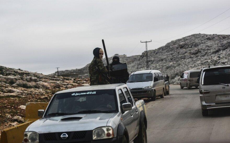 Активисты: в результате авиаудара в Сирии погибли 18 человек