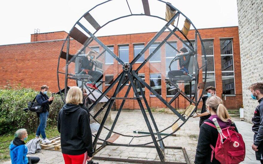 В субботу в Вильнюсе проходят мероприятия 52-го Дня физика - FiDi