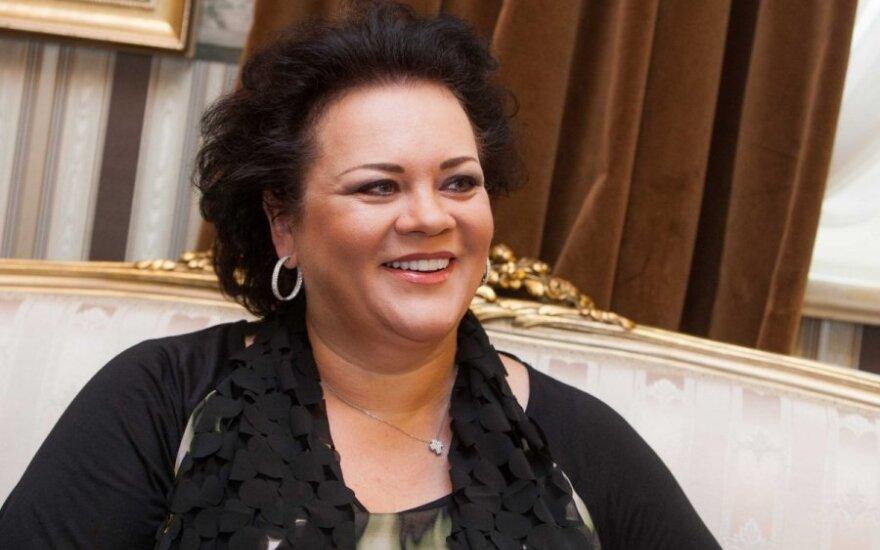Литовская оперная солистка Урмана стала артисткой ЮНЕСКО за мир