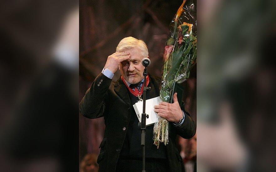 Йонас Вайткус отмечает 65-летний юбилей
