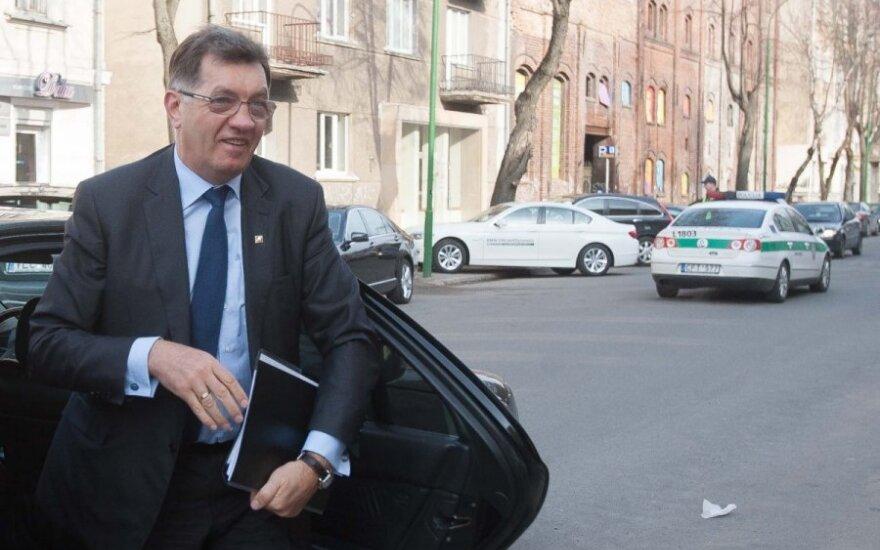 Премьер отправляется во Францию обсудить председательство Литвы в ЕС