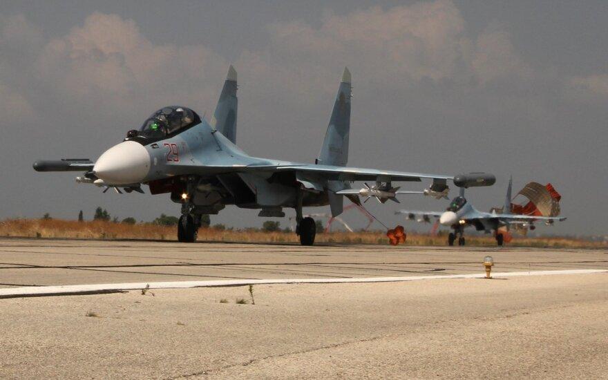 Эксперты: годовая стоимость воздушной операции России в Сирии - 1 млрд евро