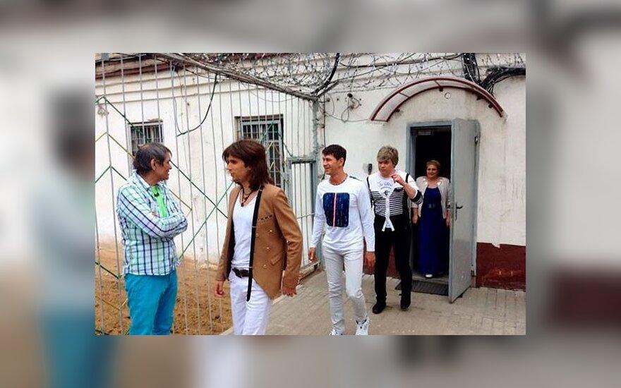 """Группа """"На-На"""" готова выступить в Грузии"""