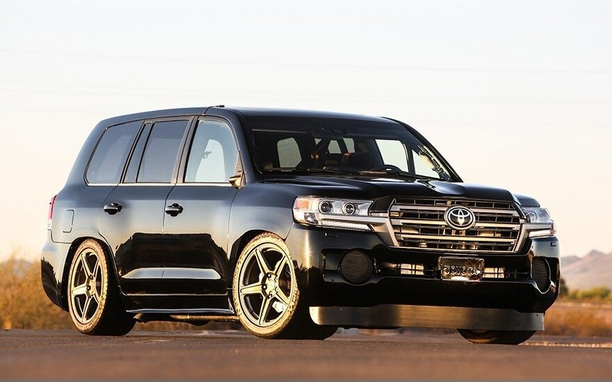 """Toyota Land Speed Cruiser"""