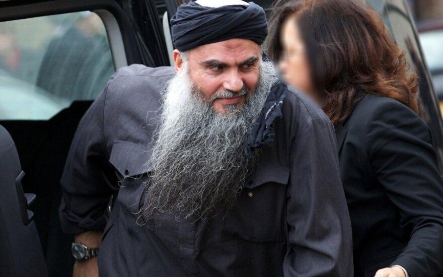 Radikalus musulmonų dvasininkas Abu Qatada