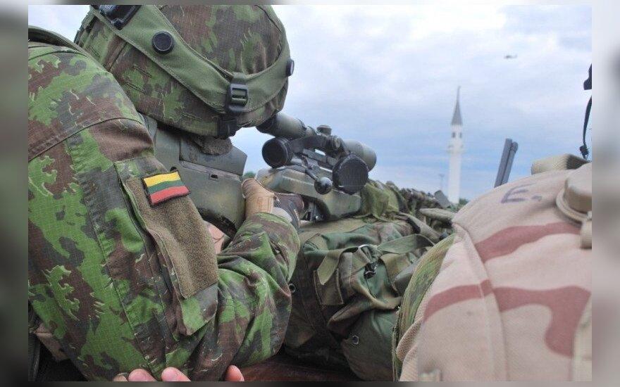 Предлагают выделить на оборону дополнительно 100 млн. литов