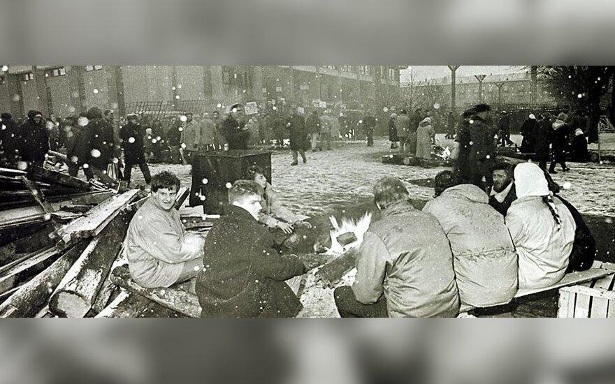 Суд Литвы признал подозреваемыми по делу 13 января 1991 года 20 иностранцев