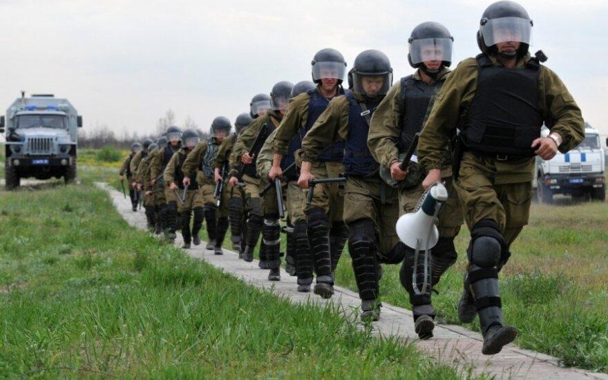 НАТО показывает: войска РФ - в 75 километрах от границы Украины