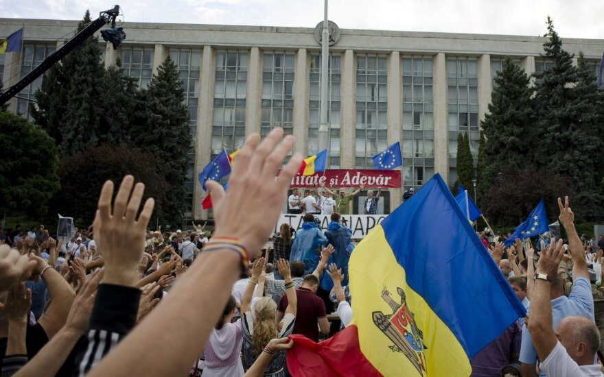 Протестующие в Молдове пригрозили перекрыть трассы по всей стране