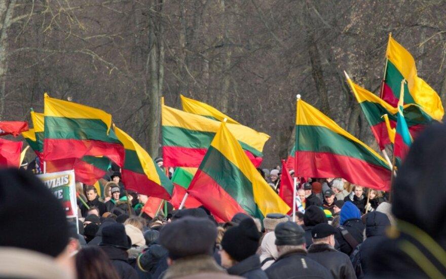 Liczba mieszkańców Litwy nadal się zmniejsza, chociaż tempo się zwalnia