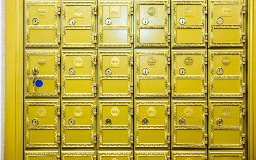 Mail Boxes Etc. atidarymas Vilniuje