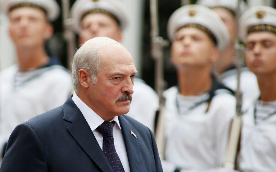 """Лукашенко: граница с РФ приобрела негласный статус """"самой странной в Европе"""""""