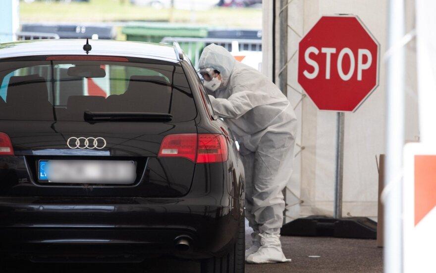 Каунасский очаг коронавируса разгорается - установлены еще два случая