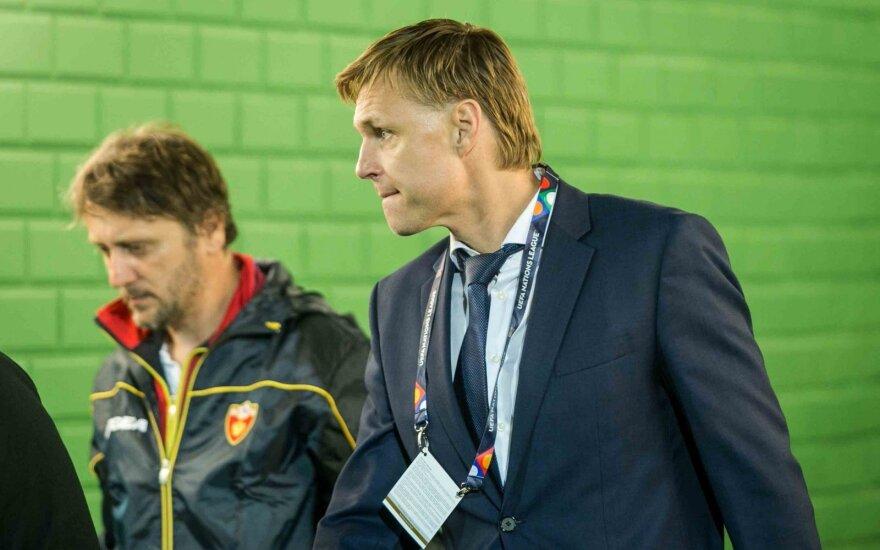 Два года без побед: литовские футболисты потерпели поражение у себя дома