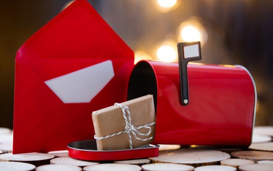 Kalėdų paštas
