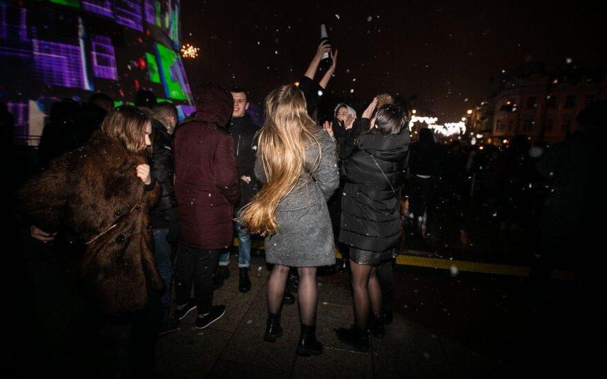 Этот год начался в Литве с большего числа кровавых событий, чем обычно