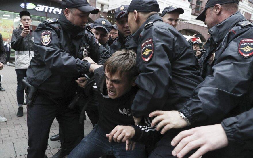 Петицию с требованием освободить Павла Устинова подписали 80 тысяч человек