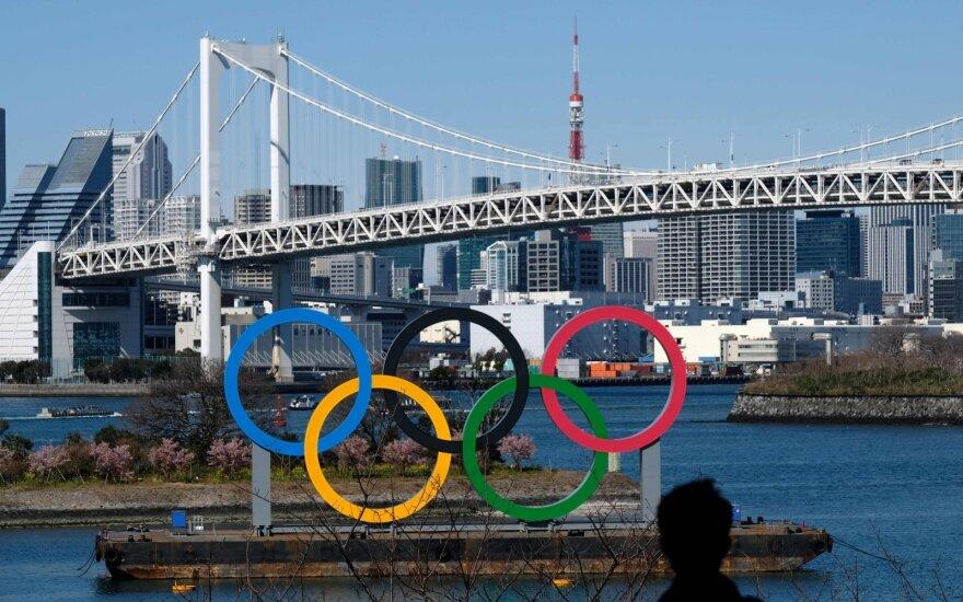 Grėsmė Tokijaus olimpinėms žaidynėms